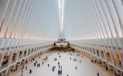 The Oculus, Westfield World Trade Center