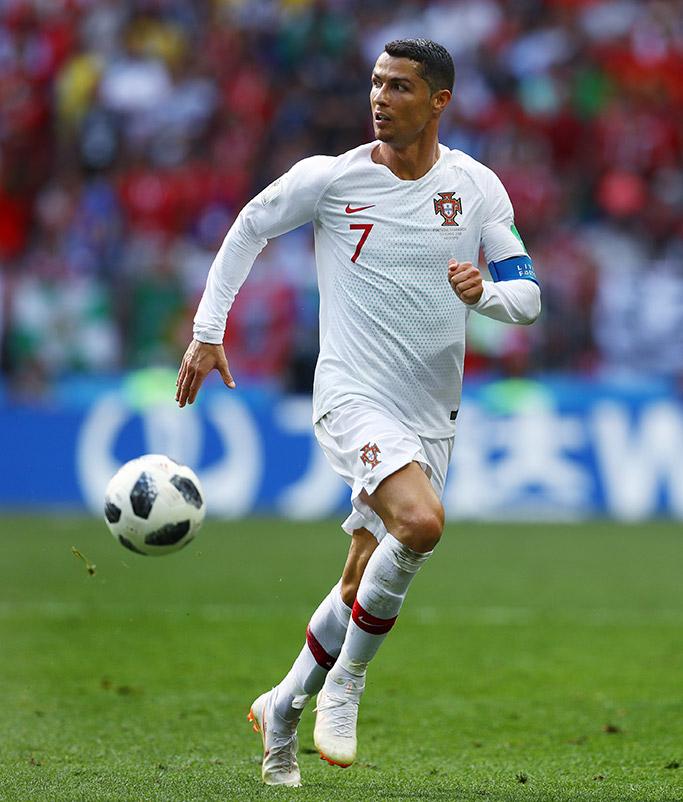 Cristiano Ronaldo, 2018 World Cup, Portugal, soccer