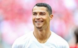 Cristiano Ronaldo, 2018 World Cup
