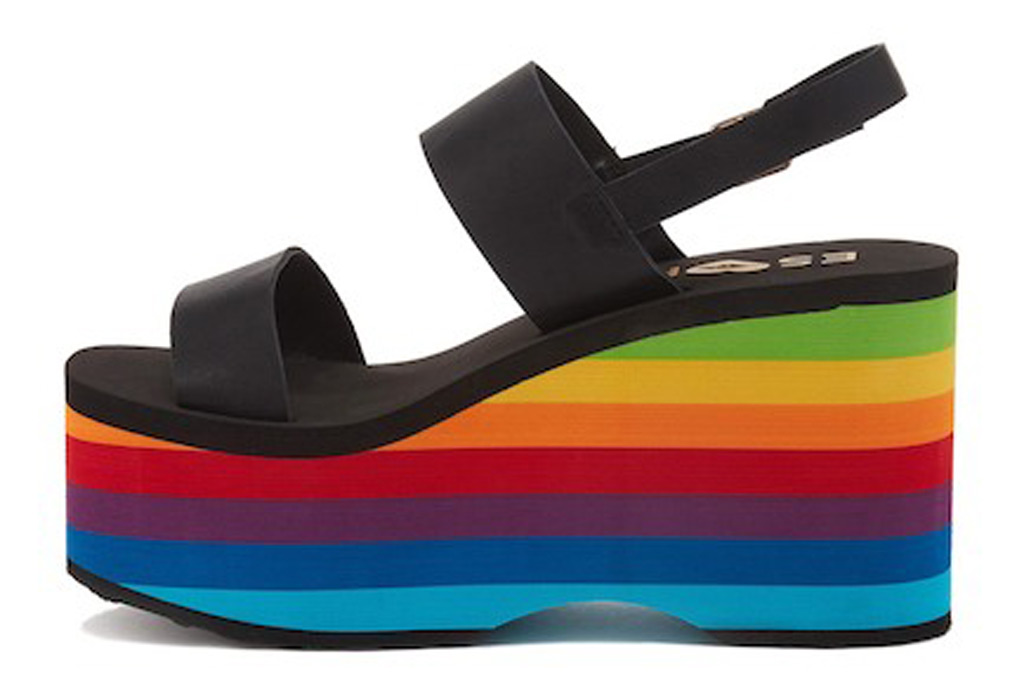 Rocket Dog Copa Rainbow Sandals