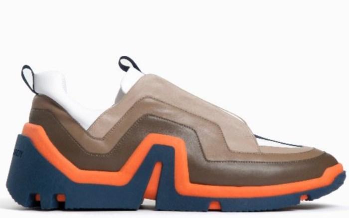 Pierre Hardy spring '19 sneakers