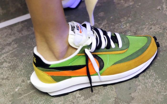 sacai spring 2019 Nike collaboration