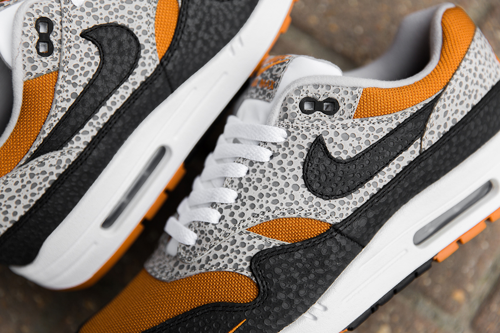 A 'Safari' Nike Air Max 1 Will be Sold Exclusively at Size ...