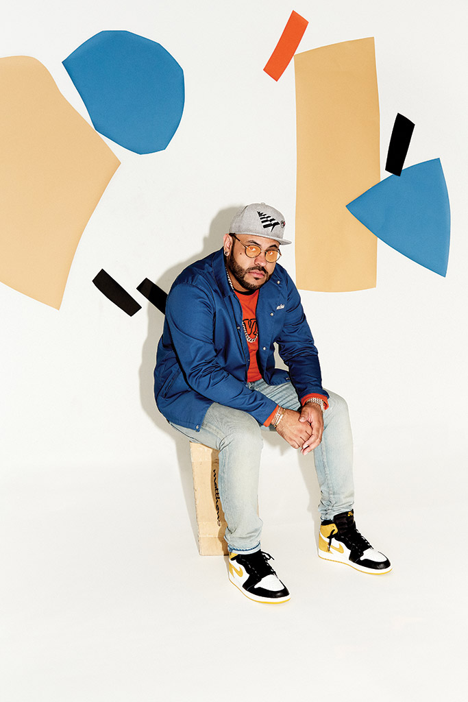 Mike Camargo Upscale Vandal Sneaker Influencers