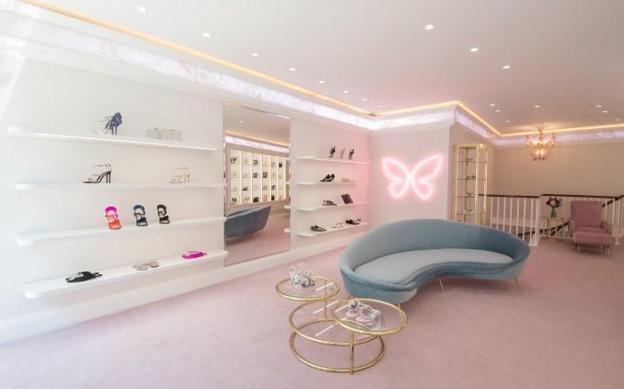 Inside Sophia Webster's new Sloane Avenue boutique