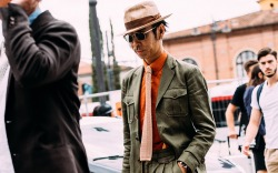issa kato, gucci, street style, pitti