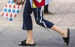 New York Fashion Week, street style