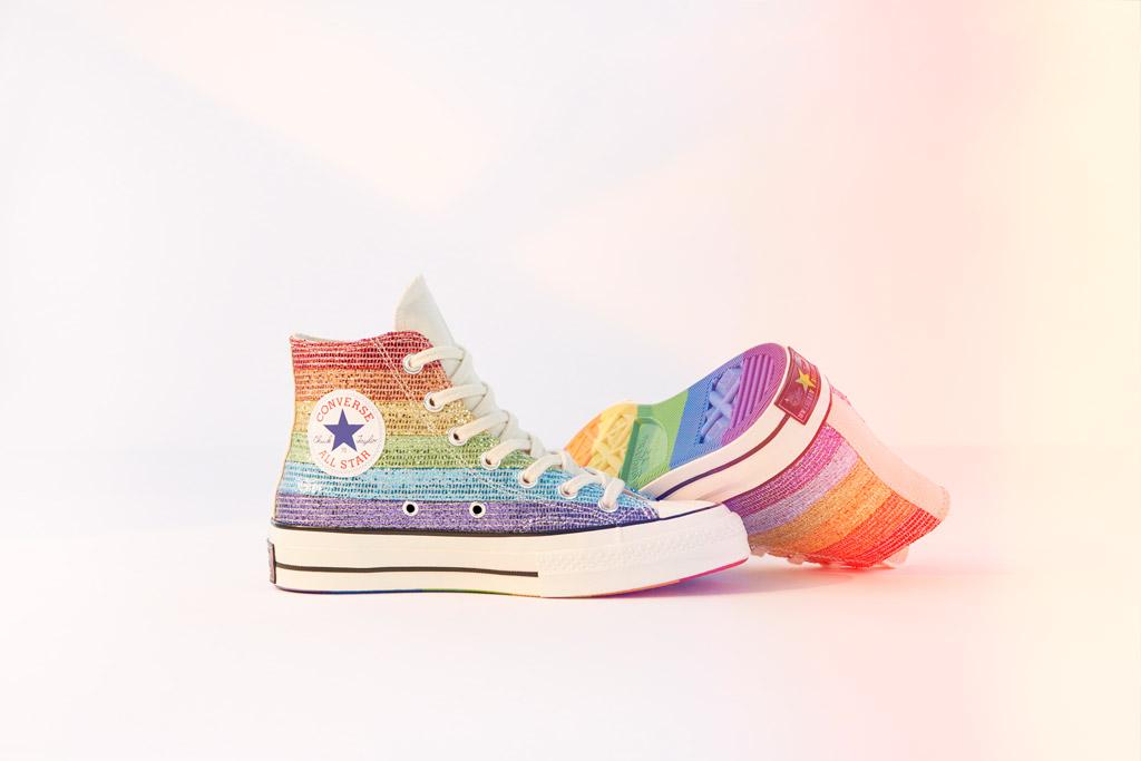 Converse Pride x Miley Cyrus