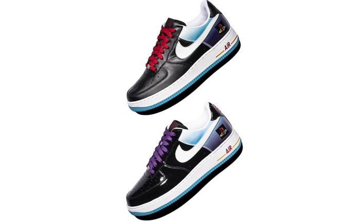 PlayStation Nike Air Force 1 Samples