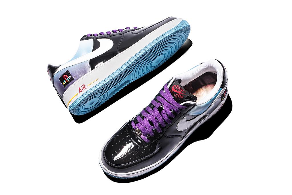 PlayStation Nike Air Force 1 Sample