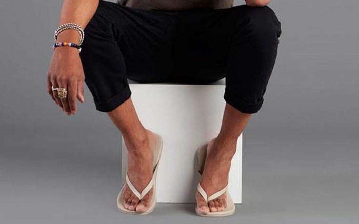 Tkees' Jensen flip-flop for men
