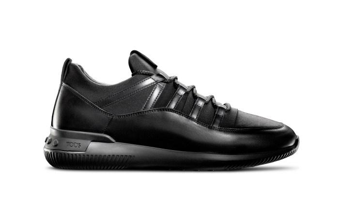 Tod's, no code, black sneaker