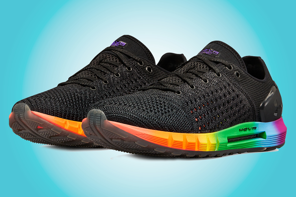 Under Armour's First-Ever Pride