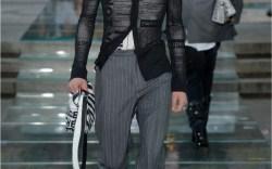 Versace's Spring '19 Show at Pitti Uomo