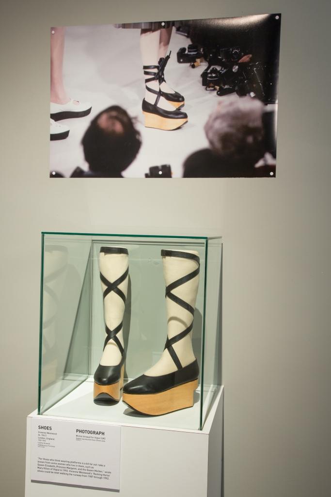 Vivienne Westwood shoes, Michel Arnaud