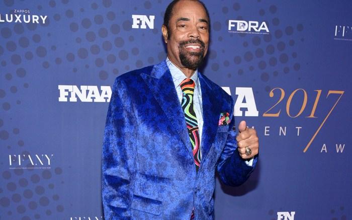 Walt Clyde Frazier 2017 Footwear News Achievement Awards FNAA