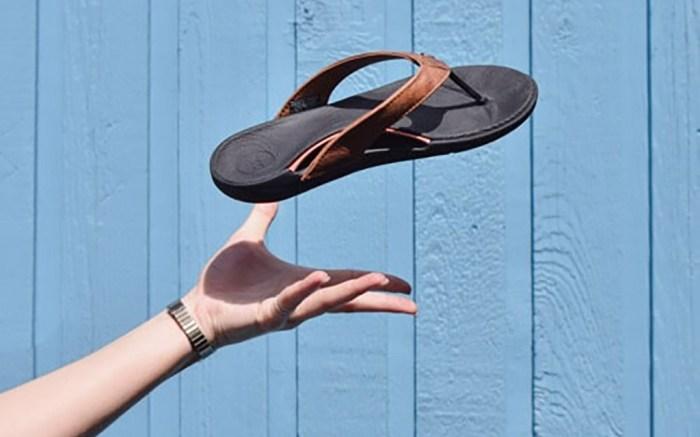 Wiivv 3D print sandal