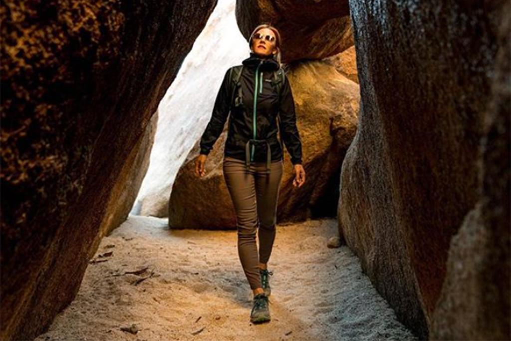 Women Who Hike Nicole Brown