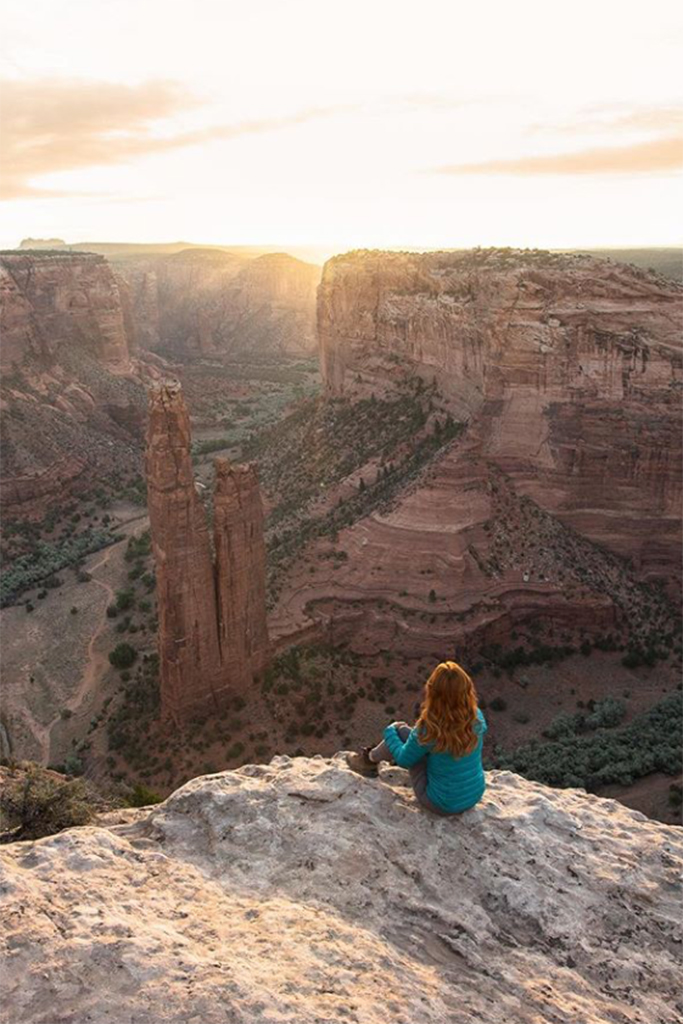 Nicole Brown Women Who Hike Canyon de Chelly National Monument