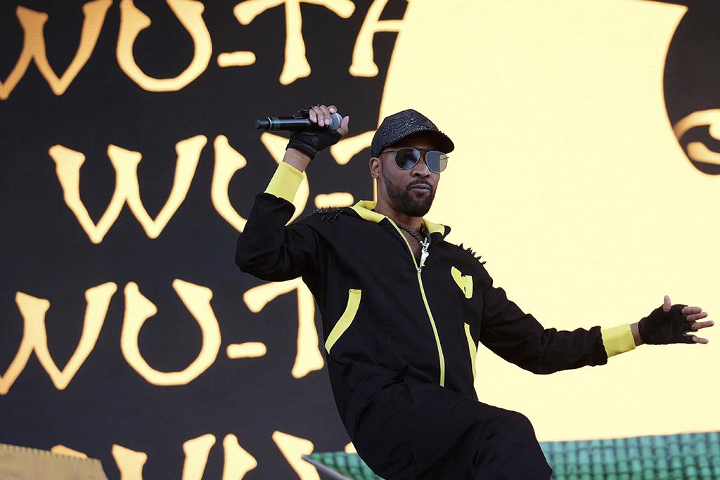 Rza Wu-Tang Clan