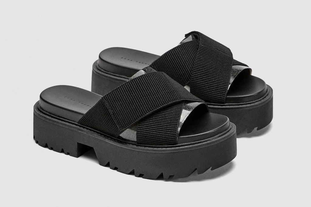 Zara Summer Shoe Sale: 5 Trendy Sandals