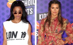 Ciara, Danica Patrick, Kids' Choice Sports