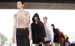 Vetements spring 2019 show paris couture