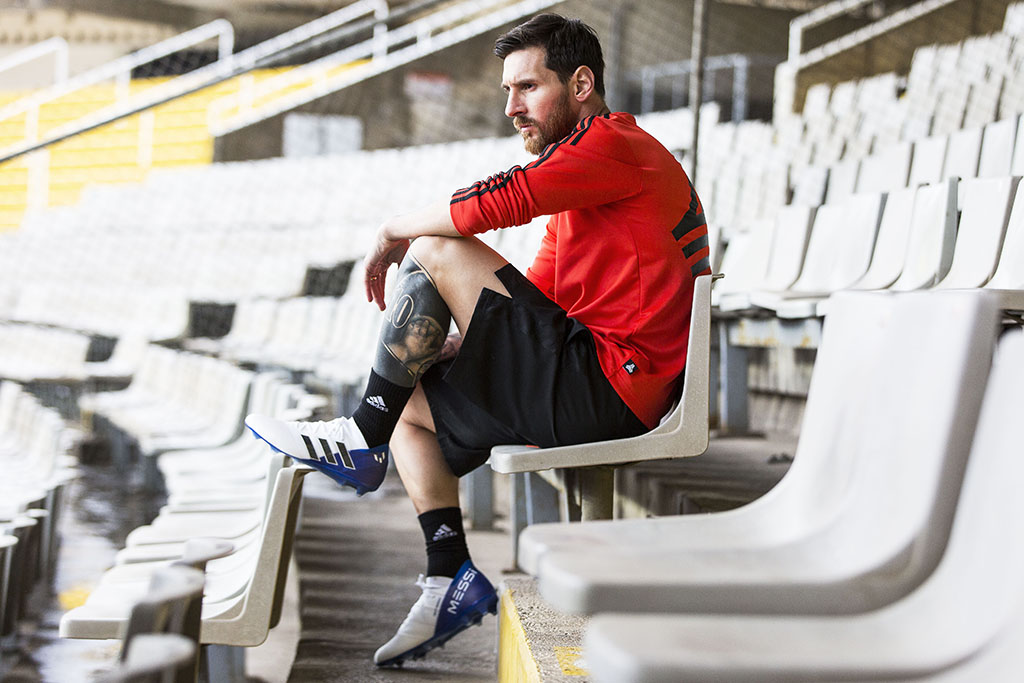 Leo Messi Nemeziz