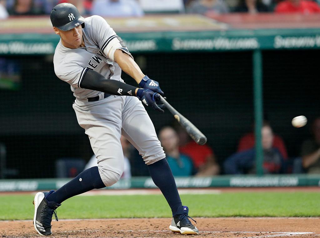Aaron Judge New York Yankees Adidas
