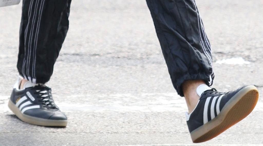 adidas, nick jonas sneaker style