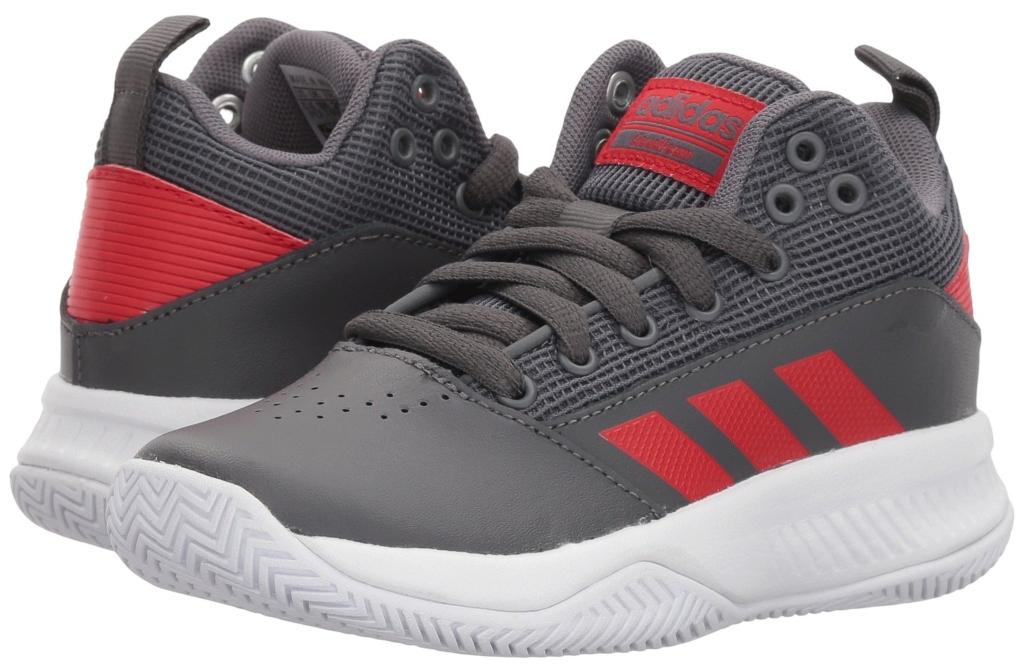 adidas Kids Ilation Mid Basketball