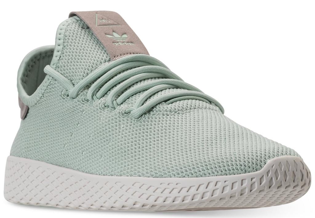adidas Women's Originals Pharrell Williams Tennis HU Casual Sneakers