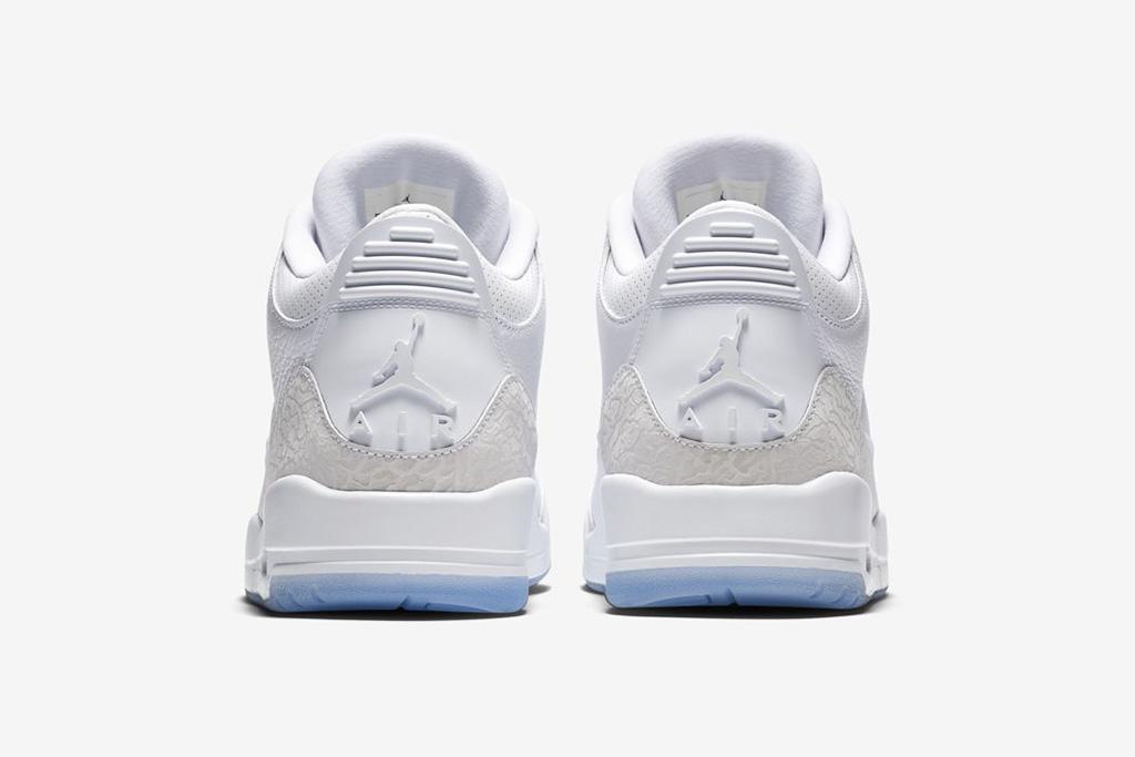 Air Jordan 3 Pure White