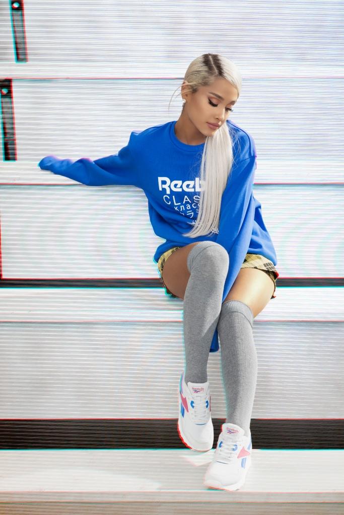 reebok classics fall 2018, ariana grande reebok brand ambassador, reebok rapide sneaker