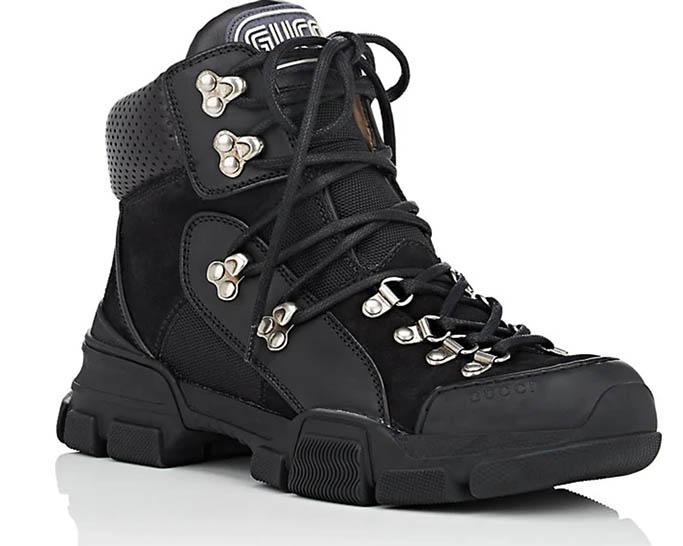 Gucci hiker boots