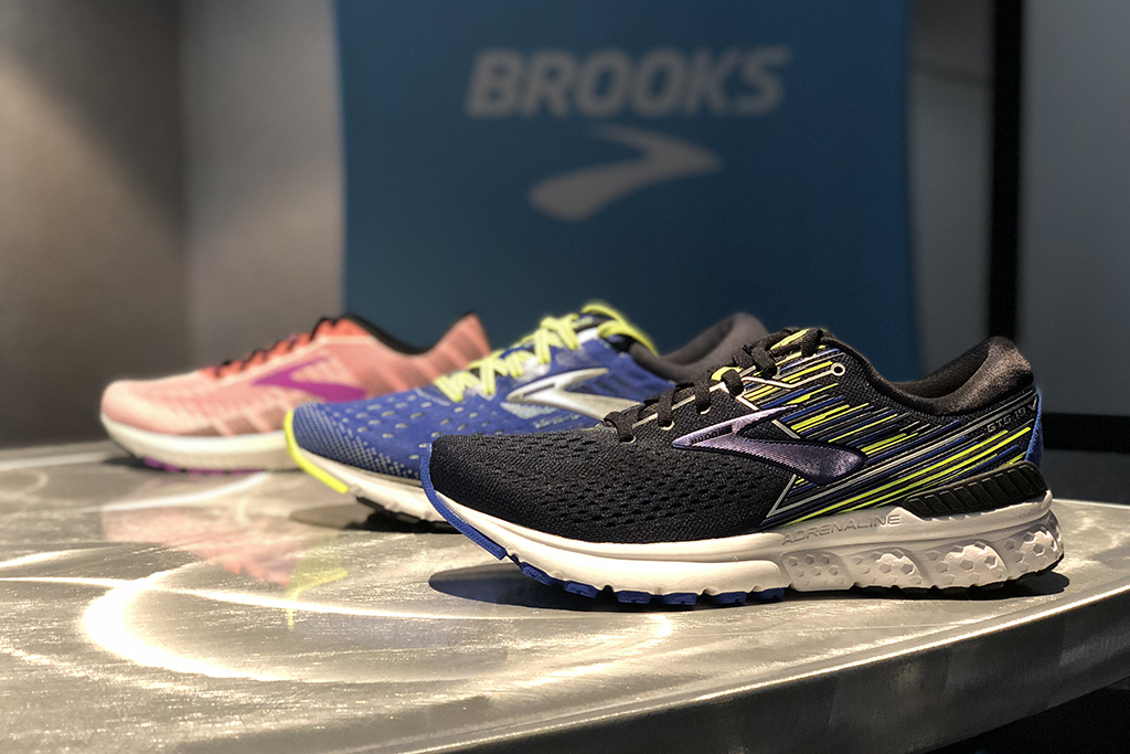 Brooks Sports Is Suing Brooks Brothers