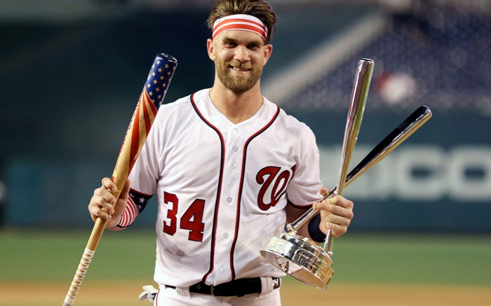 Bryce Harper Under Armour Harper 3 Low 2018 Home Run Derby