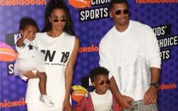 Kids' Choice Sports Awards, ciara, russell