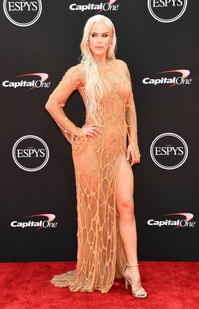 CJ Lana Perry 2018 ESPY Awards Red Carpet Style
