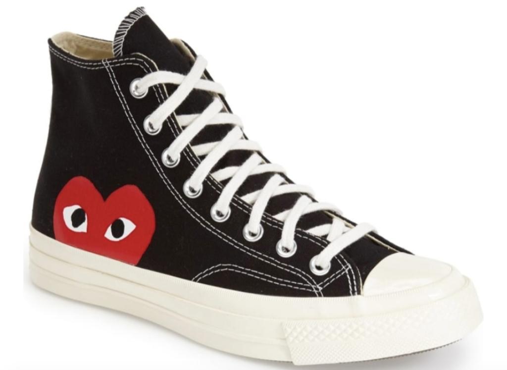 Comme des Garcons Play x Converse Hidden Heart Sneaker