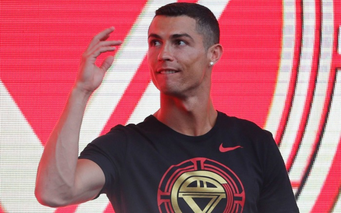Reposición Treinta hablar  Cristiano Ronaldo Goes on Tour to China for Second Time With Nike –  Footwear News