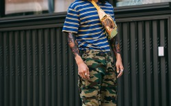 The Best Street Style at New York Fashion Week Men's