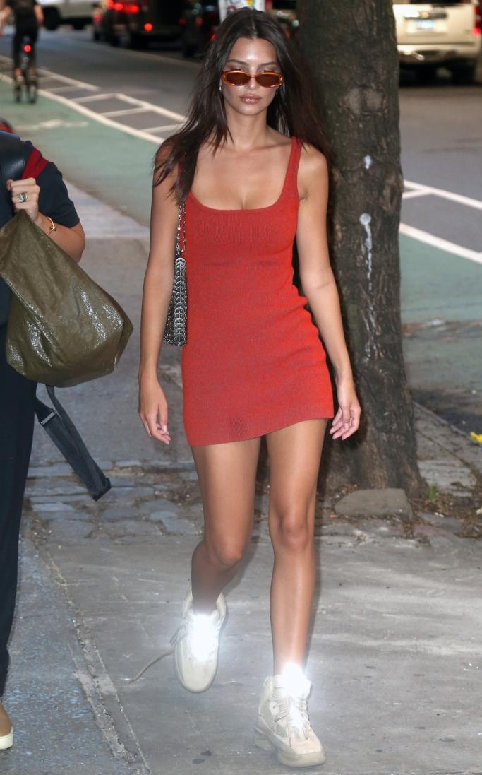 yeezy with dress