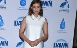 Kate Mara attends Dawn dish soap's