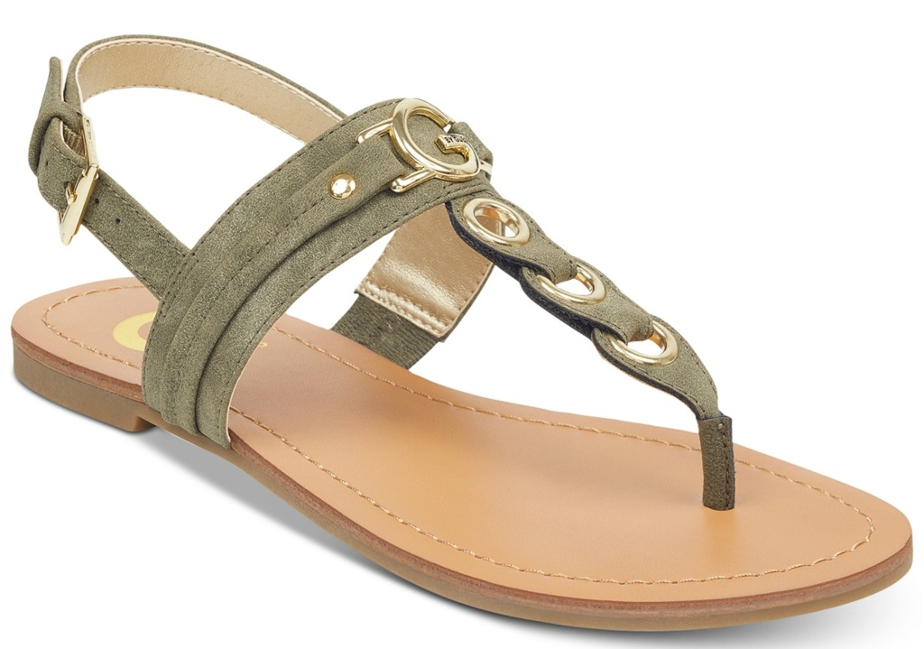 G by Guess Lesha Flat Sandals