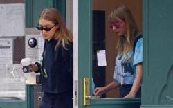 Gigi Hadid, Taylor Swift