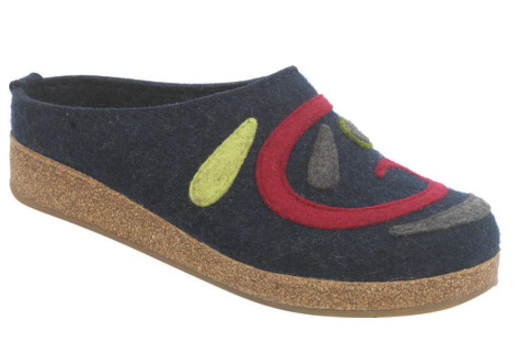 Haflinger Harmony Grizzly Clog