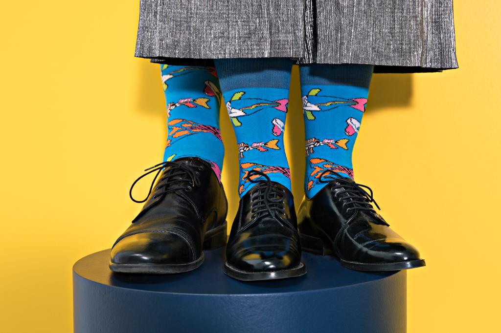 Happy Socks The Beatles