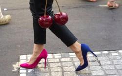 Street style at Paris Haute Couture