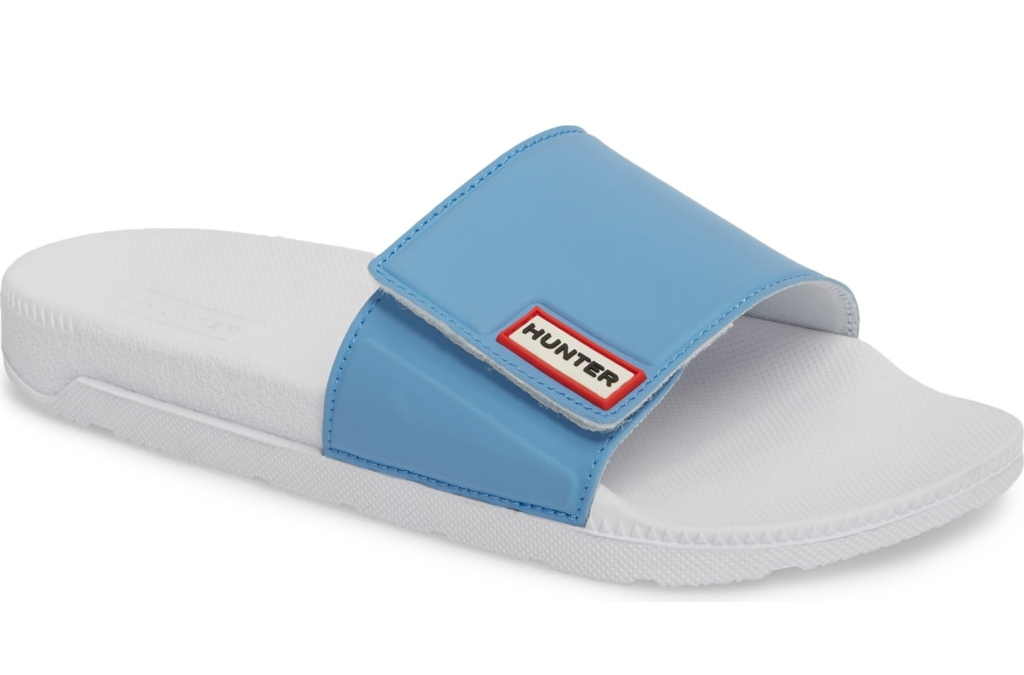 Hunter Original Adjustable Slide Sandal
